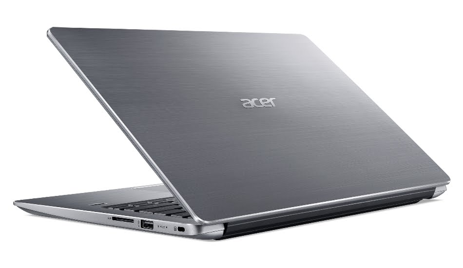 Acer aspire 5s with whiskey lake processor